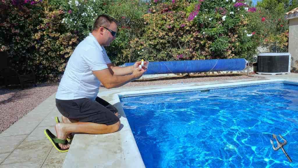 Poolreinigung in Torrevieja und Orihuela Costa