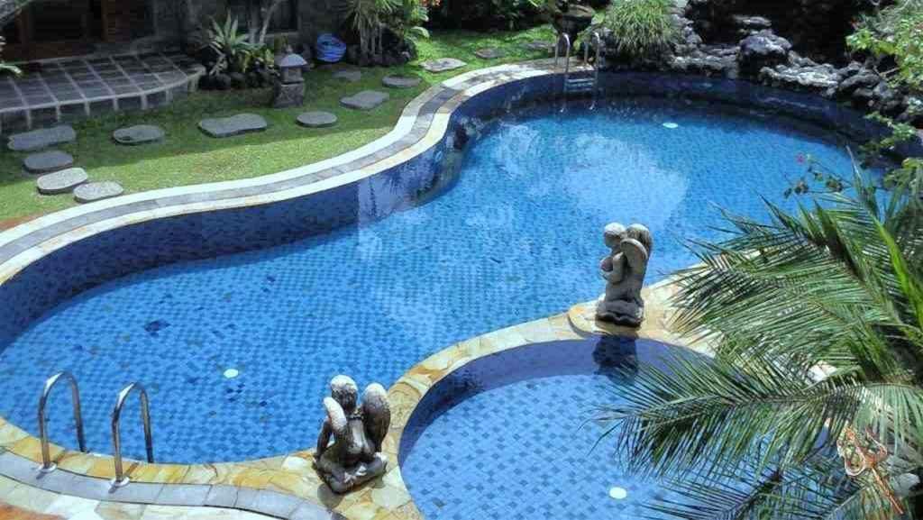 privaten Pool reinigen