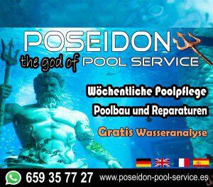 Poseidon Pool-Service